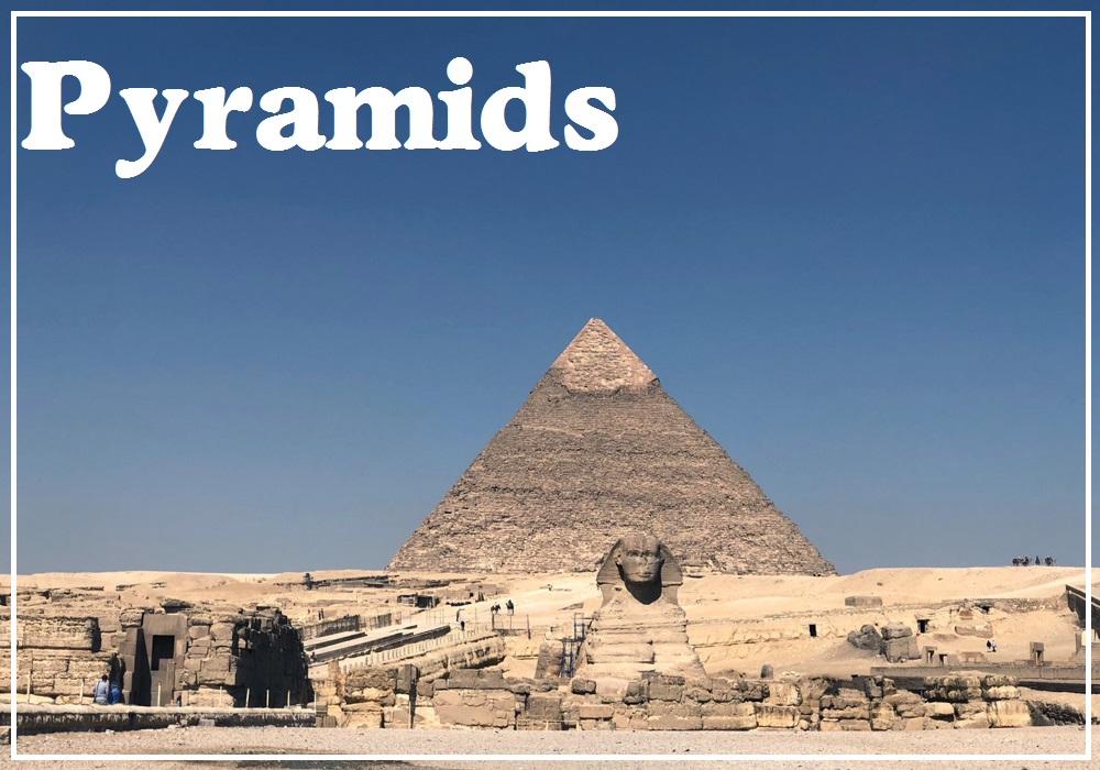 エジプトオプショナルツアー/ピラミッド