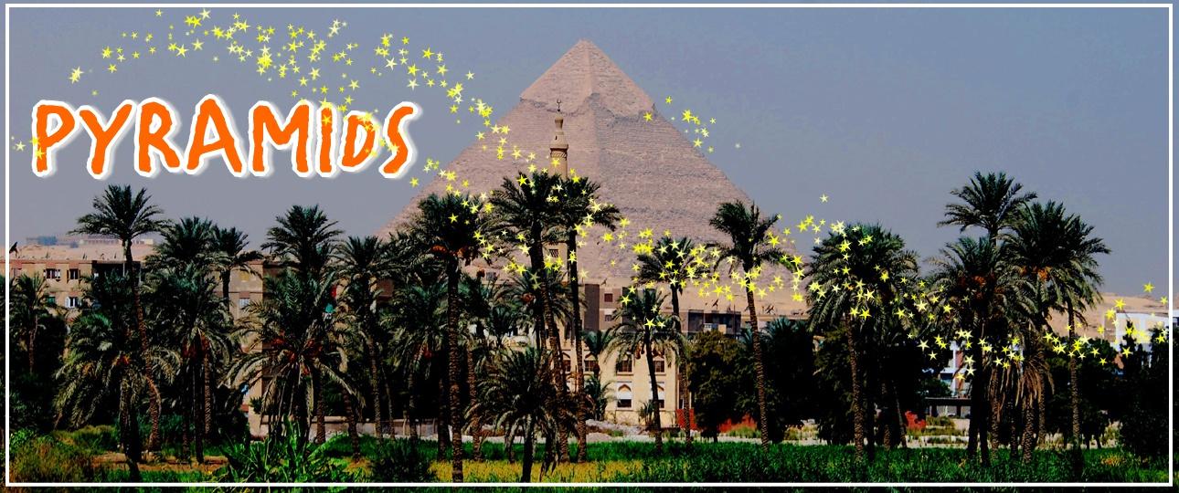 ピラミッドツアー エジプト
