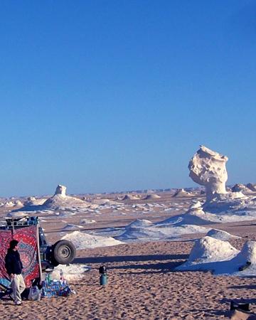 エジプト格安ツアー/砂漠ツアー