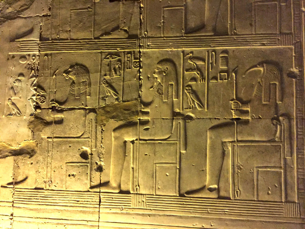 古代エジプトレリーフ
