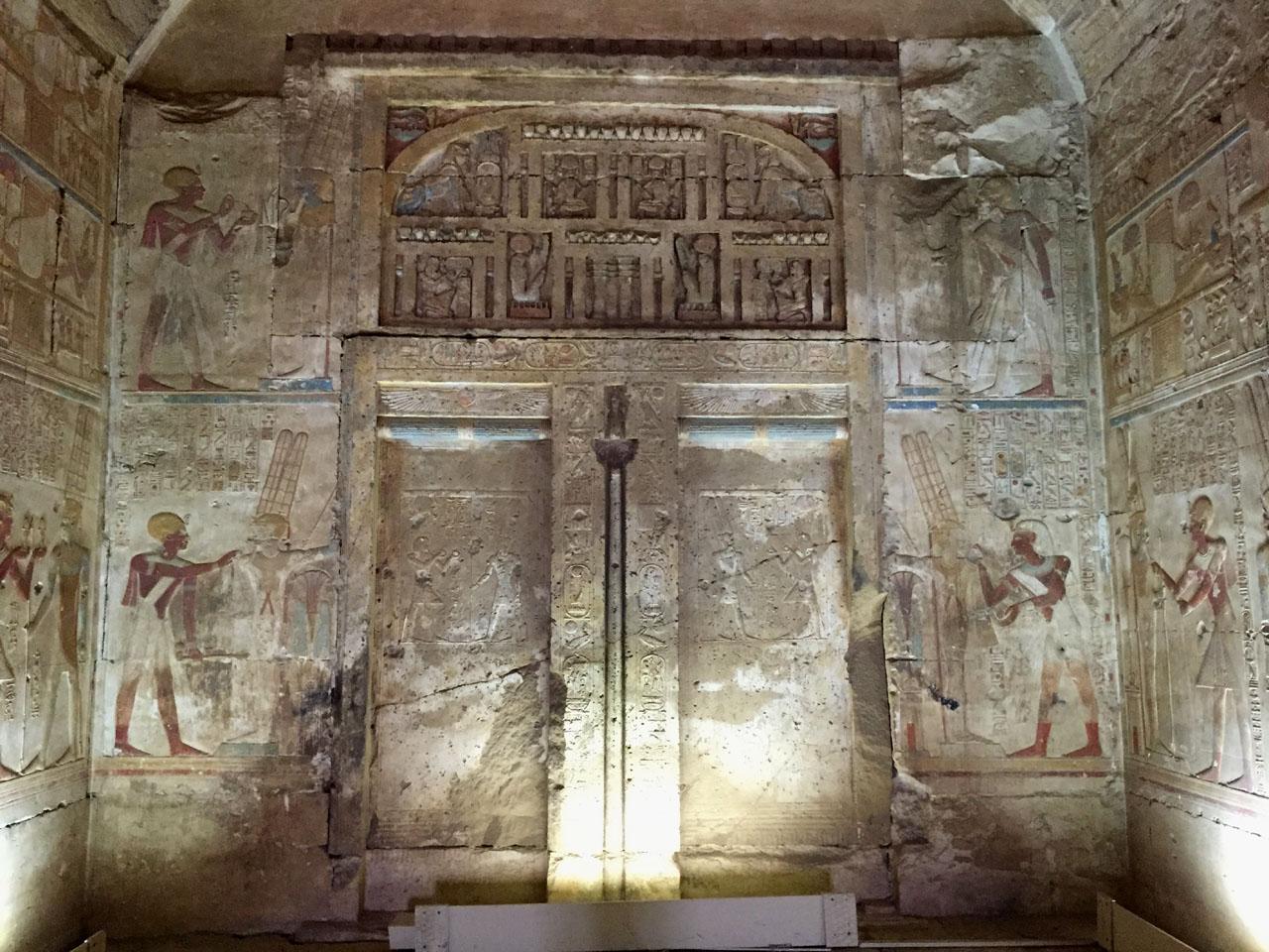 アビドス神殿 RAtrip