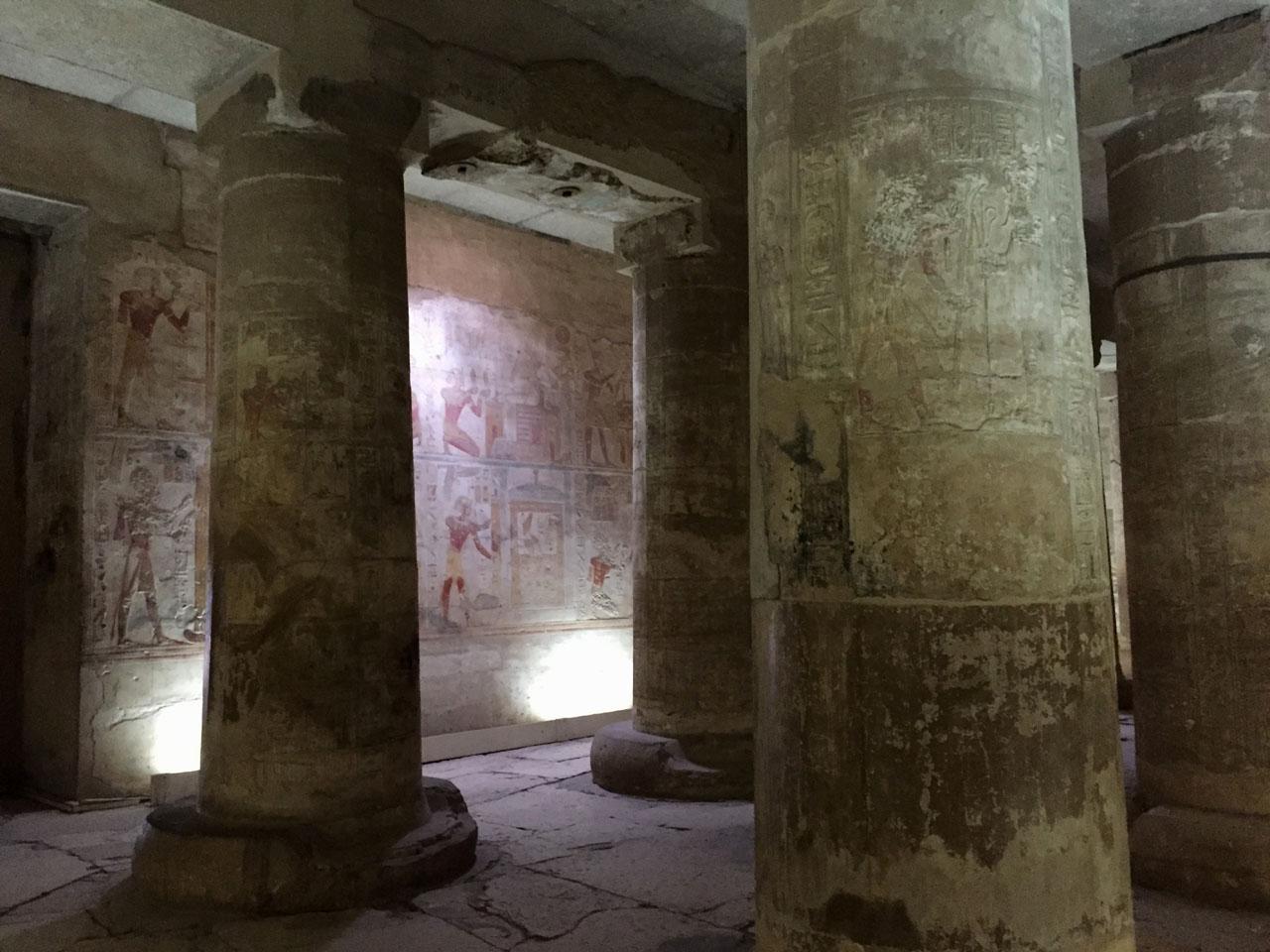 古代エジプト神殿