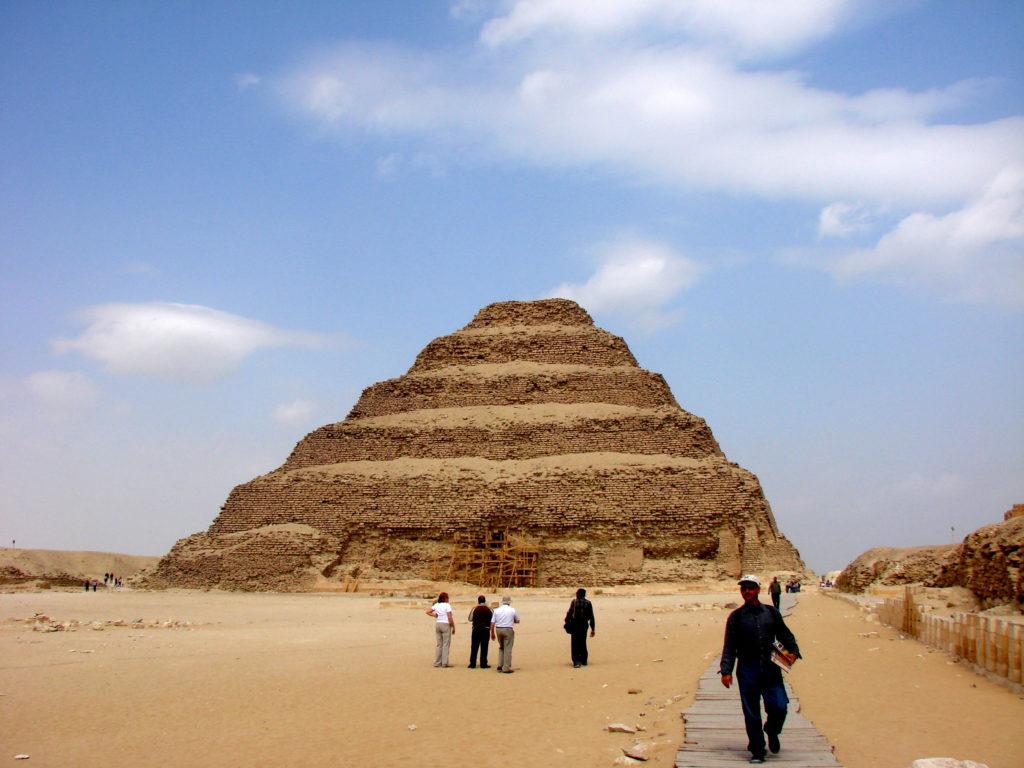 サッカラ階段ピラミッド