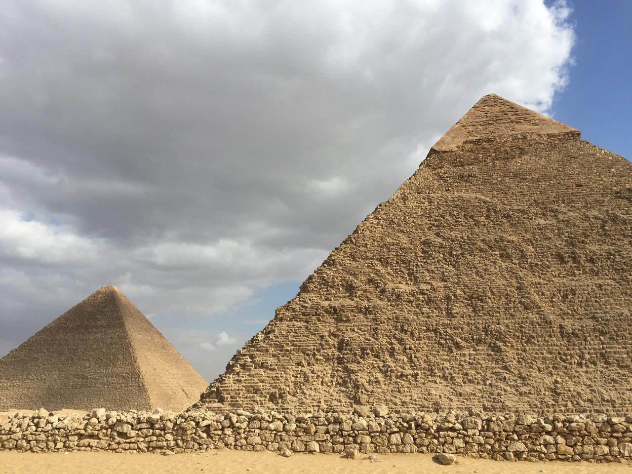 ギザ ピラミッドツアー