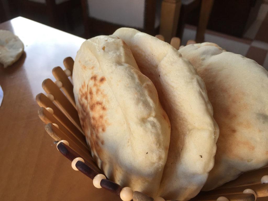 エジプトのパン